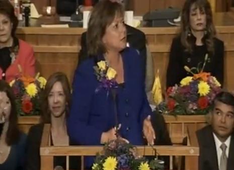 Gov. Susana Martinez' 2012 State of the State address