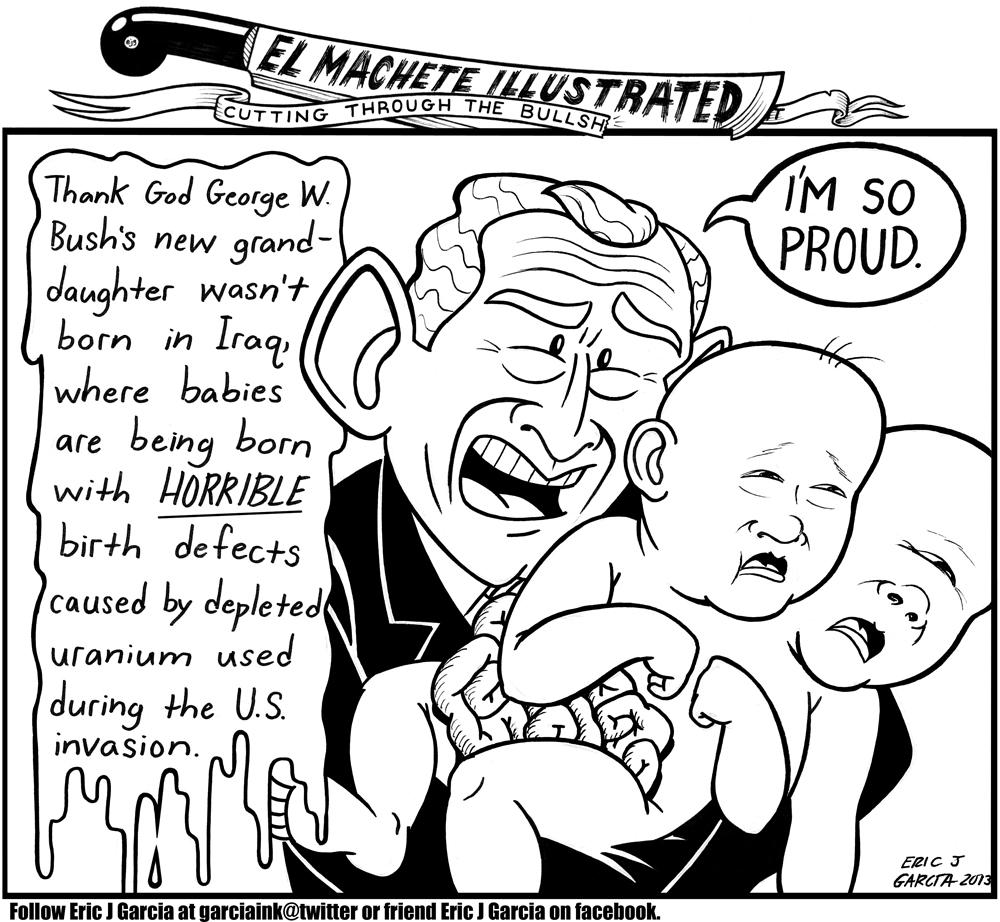 Bush'sLegacy