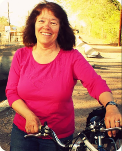 """Karen Dunning is a former community planner for the city of Albuquerque. She has lived in Los Ranchos for more 30 years and has served on the board since 2009. She says she should be re-elected in order continue to modernize the District. """"In some ways, the District has been run more like a private agency than one that is publicly funded. What we want to do is make it a more professional, open organization."""""""