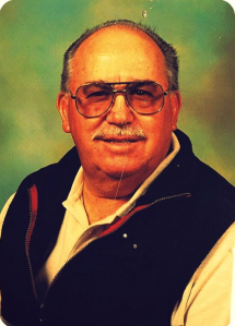 """Louis Trujillo was born and raised in the South Valley. He has worked as a fire chief, sold insurance and has been a member of several other community organizations. """"I bring to the board my 75—well not quite 75, about 70 years at least—of experience as a farmer. I bring to the board skills so that we don't have to hire somebody to tell us how to run the organization. I understand the needs, the culture of the South Valley and the Rio Grande floor."""""""