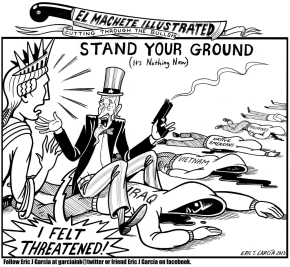 El Machete: Stand Your Ground