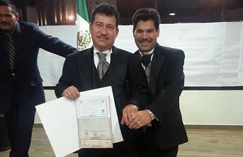 Marco Villaseñor Quiroz and Jaime Gándara Salcido