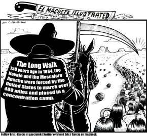 El Machete: The Long Walk
