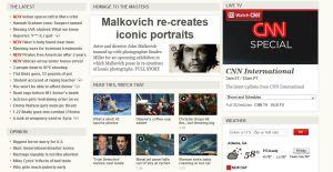 Image credit: screenshot from CNN.com homepage 9/23/14.